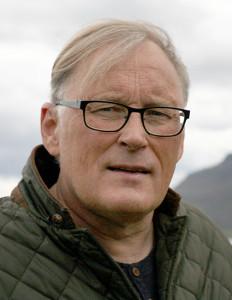 Bjarki Bjarnason formaður umhverfisnefndar Mosfellsbæjar.