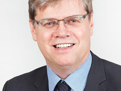 Haraldur Sverrisson bæjarstjóri Mosfellsbæjar.