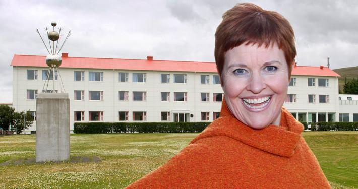 Diddú situr í stjórn Hollvinasamtaka Reykjalundar.