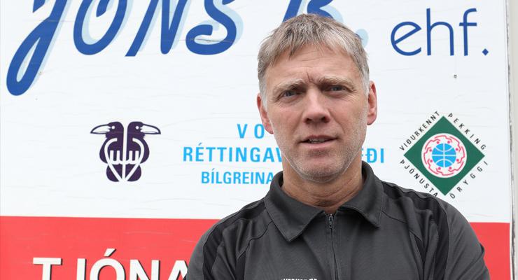 Eigandinn Gunnlaugur Jónsson.