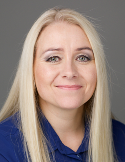 Kristbjörg Þórisdóttir