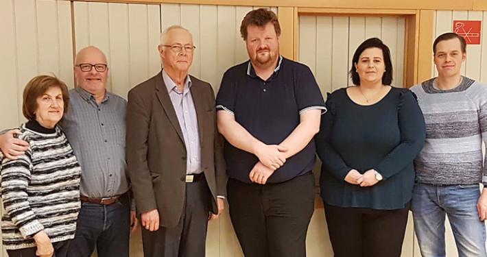 Sveingerður, Sveinbjörn, Sigurður, Óskar, Anna Aurora og Hreinn Heiðar.