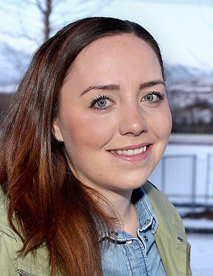 Katrín Sif Oddgeirsdóttir