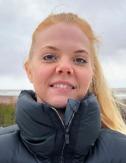 Berta Þórhalladóttir