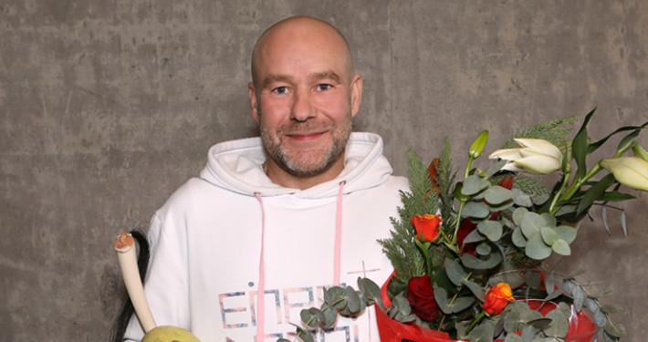 Óskar Vídalín Kristjánsson Mosfellingur ársins 2018.
